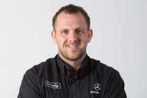Carl Molineux - Assistant Service Manager