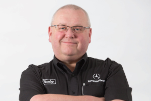 Mark Burch - Blackburn Parts Manager