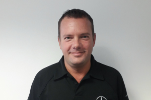 Graeme Langlands - Group After Sales Executive