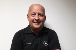 Michael Holmes - New Van Sales Executive
