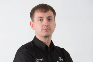 Paul Wolstencroft - Parts Manager