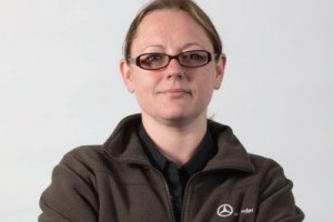 Clare Wilkinson - Service Administration Manager