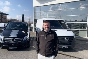 Lee Haworth - Van Sales Executive