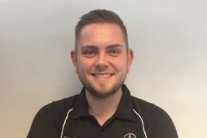 Nathan Jones - Used Van Sales Executive