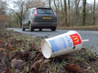 c737dbc41d New littering rules put the onus on vehicle owners