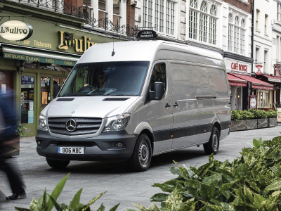 2d18e82f3f Mercedes-Benz Vans Crowned Most Reliable Manufacturer And Sprinter Retains  Most Reliable Van Honour At FN50 Awards