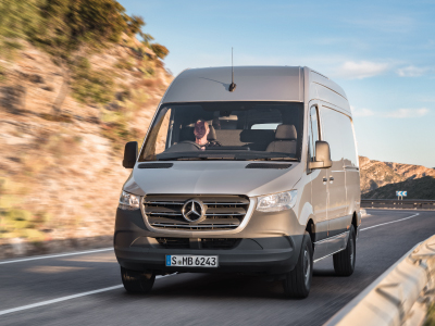 f9c86cbb7a UK Pricing And Specification Announced For New Mercedes-Benz Sprinter