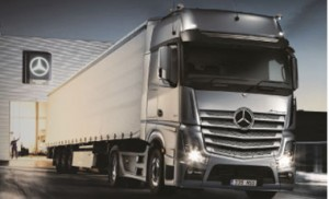 Actros 2548 LS Stock Offer