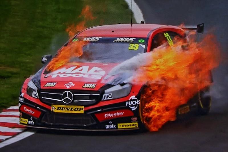 Adam morgan 2017, motorsport blog, btcc blog, thehairpincorner, the hairpnincorner btccc
