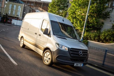 2019 mercedes benz sprinter 9