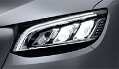 LED headlights 7