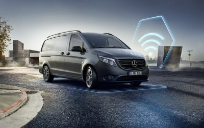 Mercedes Benz Vito PRO Connect