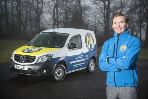 Mr Meticulous Cleans Up With The Mercedes-Benz Citan