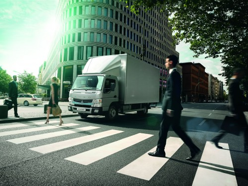 FUSO Canter Eco Hybrid 7.5t