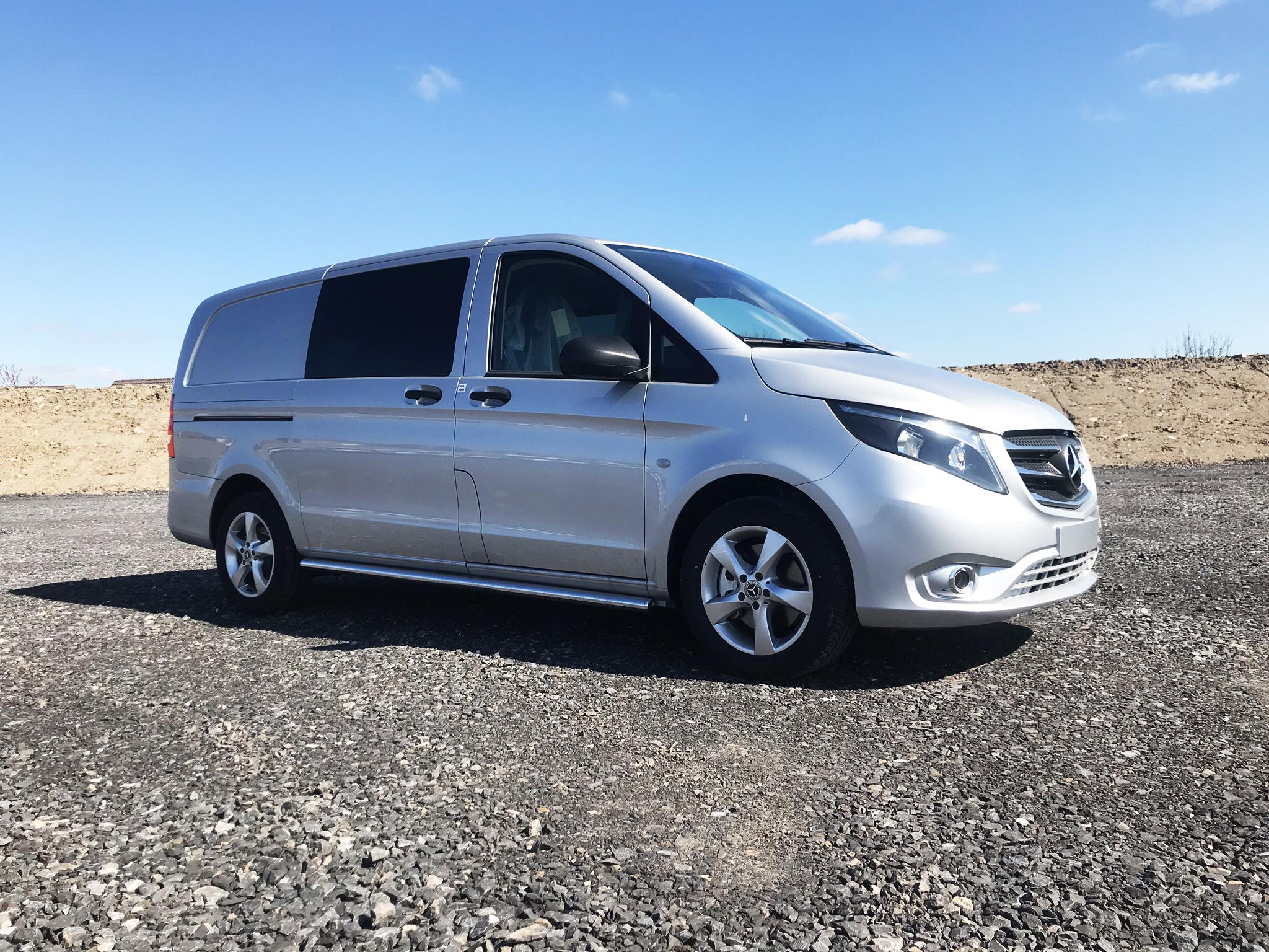 a248a4e7cc New Van Stock » Ciceley Commercials