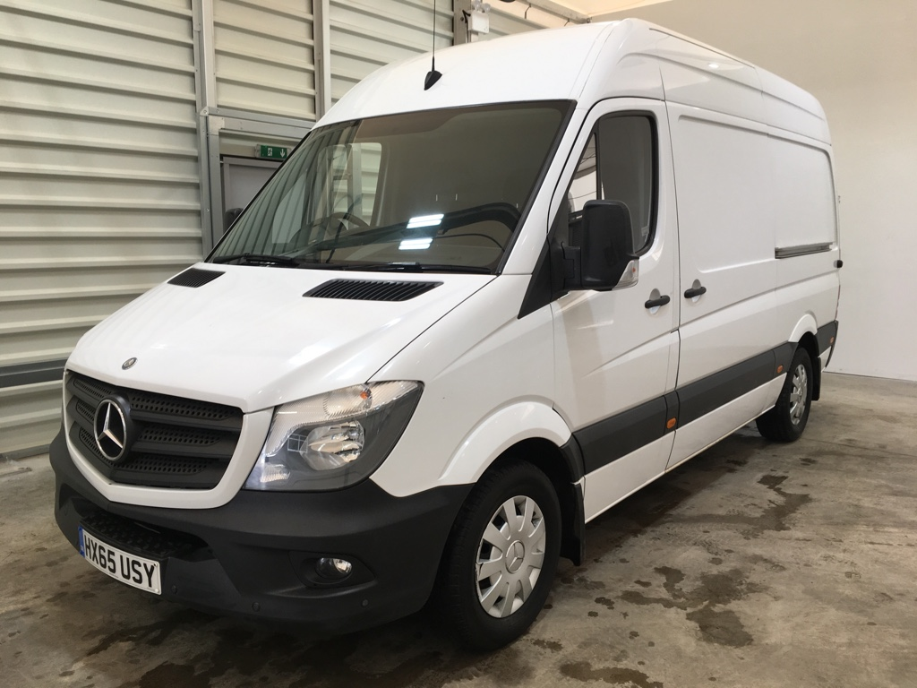 b4f568eb9dbb3a Mercedes-Benz - Sprinter 313 CDI MWB HIGH ROOF VAN