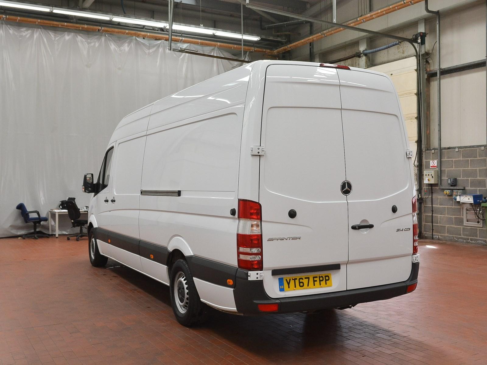 Mercedes-Benz - Sprinter Sprinter 314 Van Long Panel Van