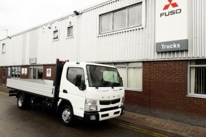 Canter 3.5t Dropside