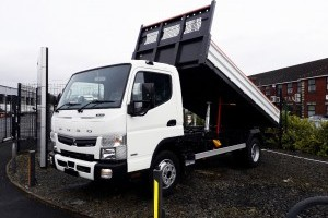 FUSO Canter 7.5t Tipper