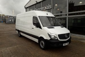 Sprinter 314CDI LONG PANEL VAN