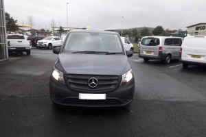 Vito 114 BLUETEC TOURER PRO X LONG AUTO