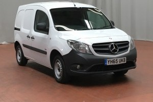 Citan Citan 109CDI LONG VAN with Cargo Pack