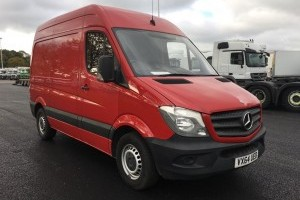 Sprinter 316 CDI SWB HIGH ROOF PANEL VAN