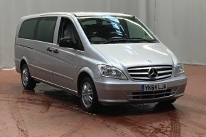 Vito 113 CDI TRAVELINER EXTRA LONG BLUE EFF