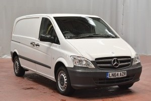 Vito 113 CDI COMPACT VAN with A/C