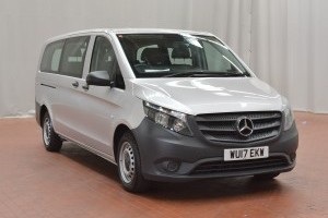 Vito 114 BLUETEC TOURER PRO X-Long AUTO