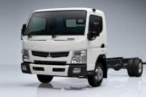 FUSO Canter 3.5t Chassis