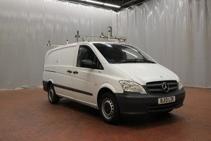 Vito 113 CDI BLUEEFFICIENCY LONG VAN