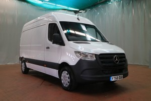 Sprinter 211 Van L2 FWD High Roof Van