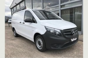 Vito Long Panel Van